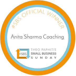 Anita Sharma, IAPC&M APC wins recognition from Theo Paphitis for youth coaching