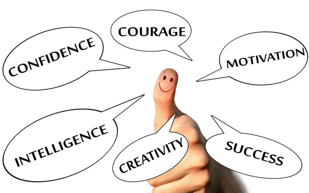 5 WAYS TO IMPROVE YOUR CONFIDENCE