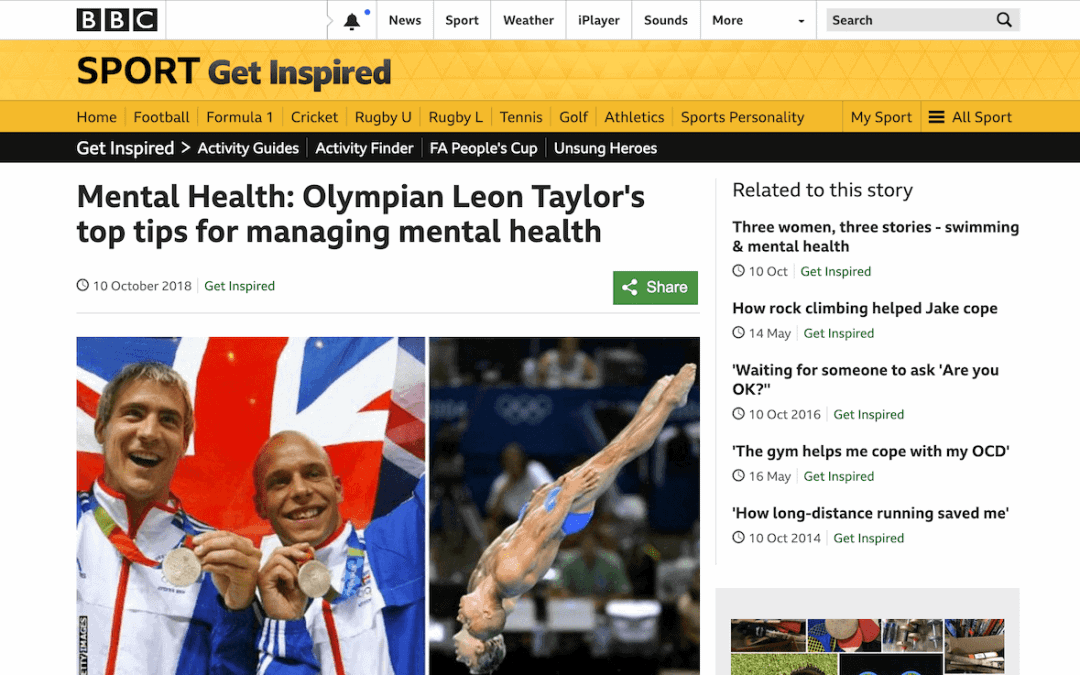 How to Win Clients with Leon Taylor, Olympian, TEDx, Author, Coach & Mentor