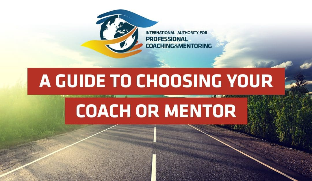 How Do You Choose Your Coach?