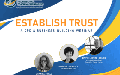Establish Trust – Here's What You Missed From the Webinar!