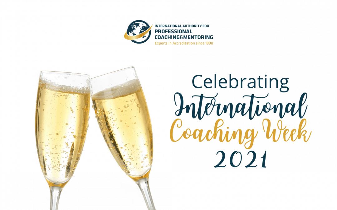 Celebrating the International Coaching Week 2021
