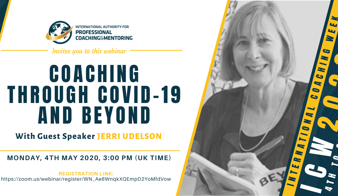 ICW2020: Coaching Through COVID-19 and Beyond