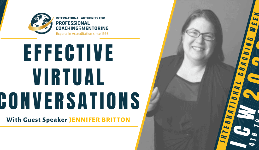 Effective Virtual Conversations – Here's What You Missed From the Webinar