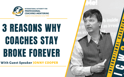 3 Reasons Why Coaches Stay Broke Forever – Here's what you missed from the webinar!