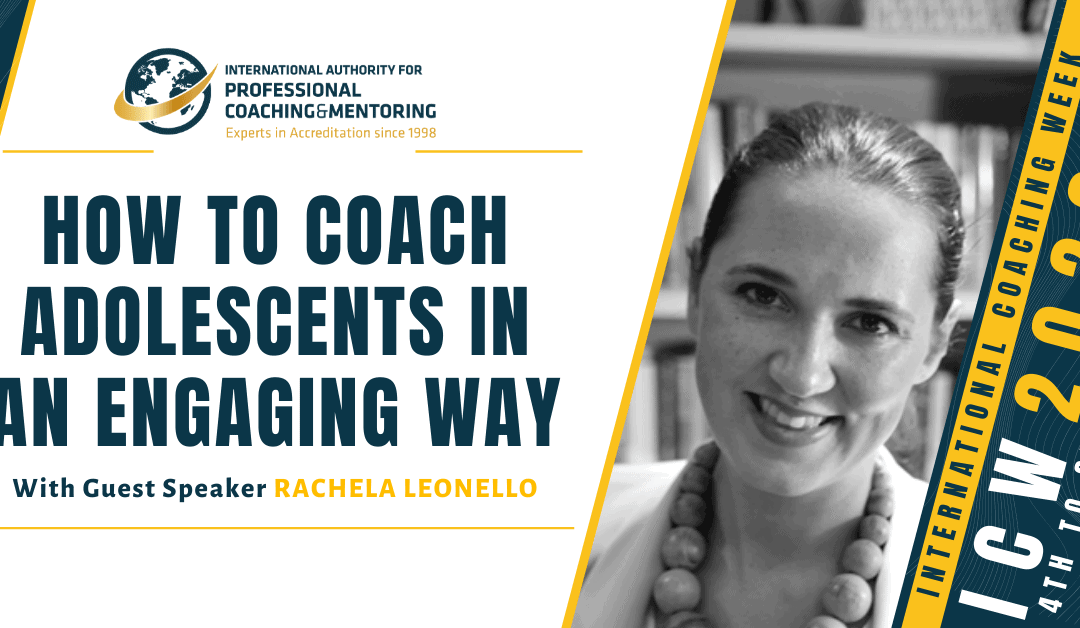 How to Coach Adolescents in an Engaging Way – Here's What You Missed From the Webinar