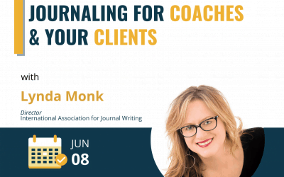 Transformational Journaling for Coaches & Your Clients – A FREE WEBINAR!