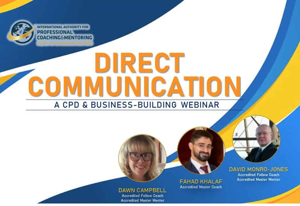 Direct Communication – Here's what you missed from the webinar!