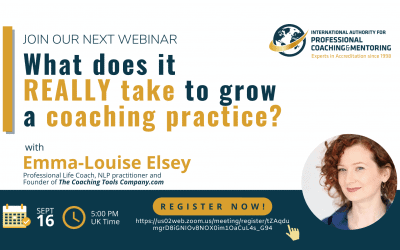What does it REALLY take to grow a coaching practice?
