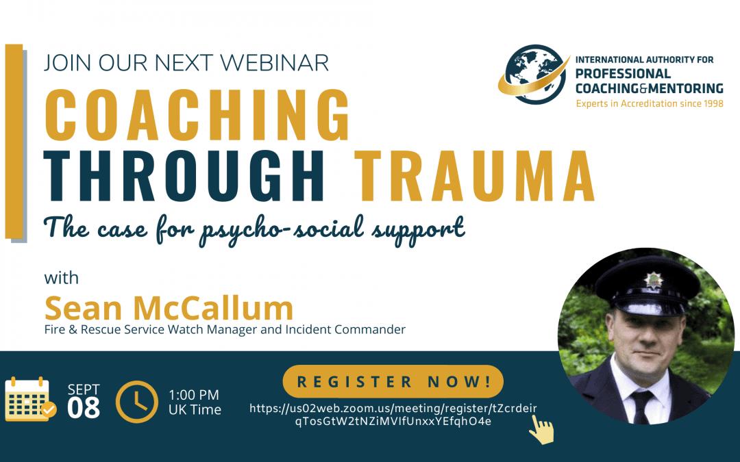 Coaching Through Trauma