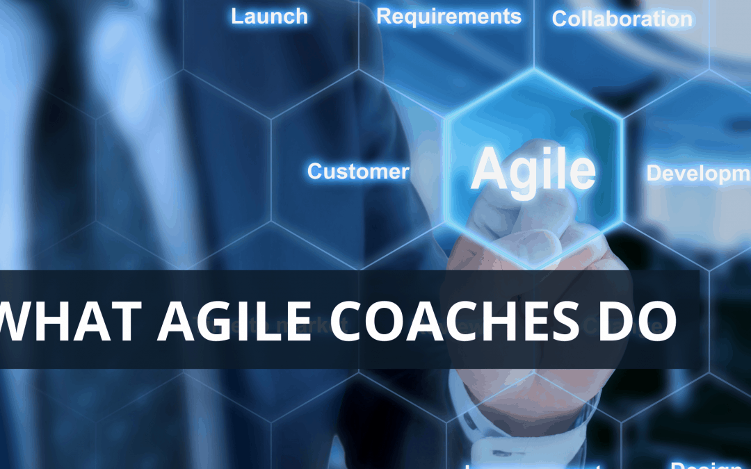 What Agile Coaches Do