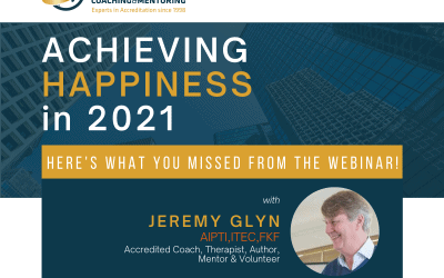 Achieving Success in 2021 – Here's What You Missed from the Webinar)