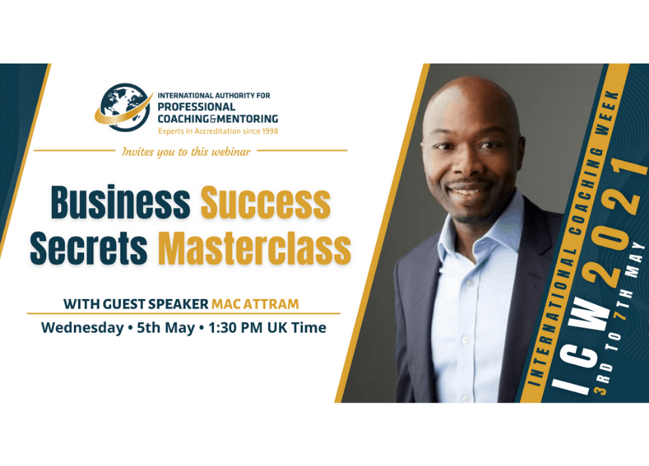 Business Success Secrets Masterclass