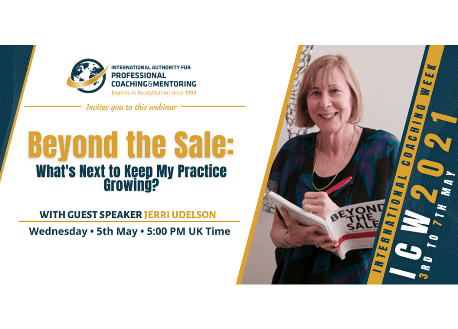 Beyond the Sale: What's Next to Keep My Practice Growing?