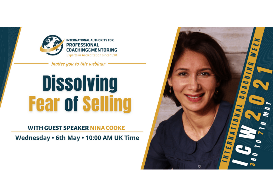 Dissolving Fear of Selling