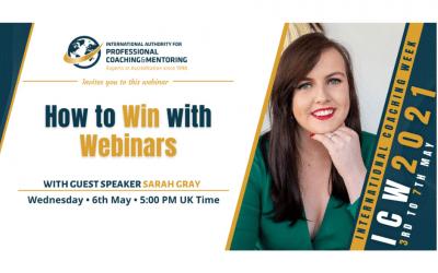 How to Win with Webinars