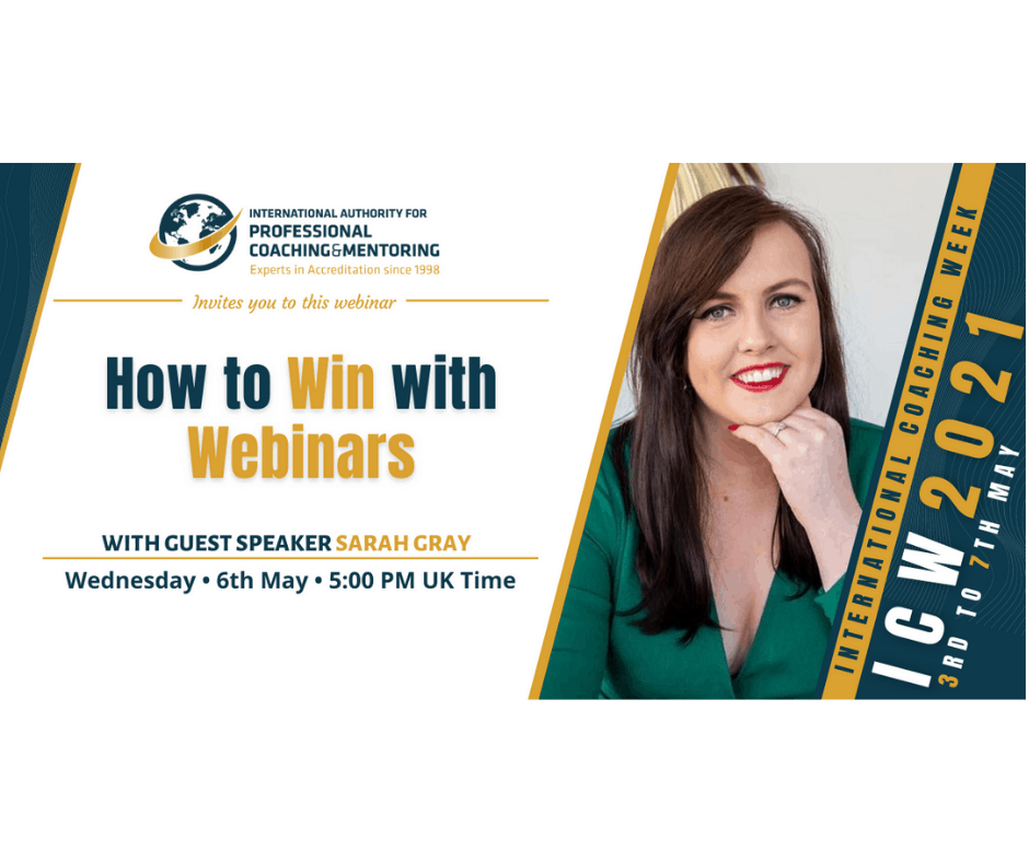 How to Win with Webinars