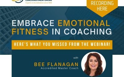 Embrace Emotional Fitness In Coaching with Bee Flanagan