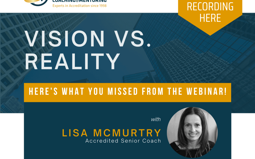 Here's What You Missed: Vision VS. Reality