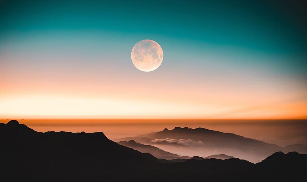 Moon Attunement by Dr Liz Sparkes